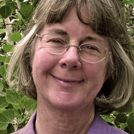 Photo of Mary Katherine Ray for article on Sierra Club Rio Grande Chapter website