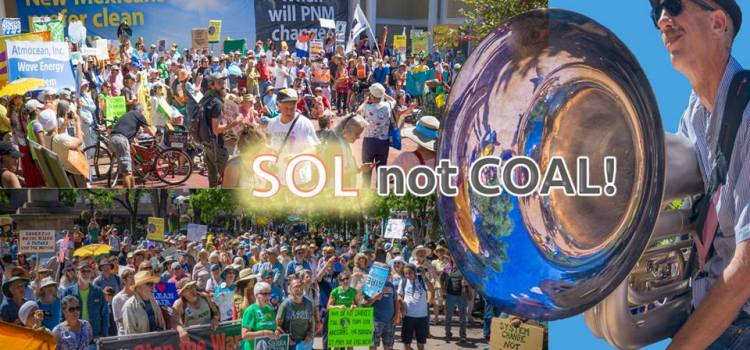 SOL, not coal