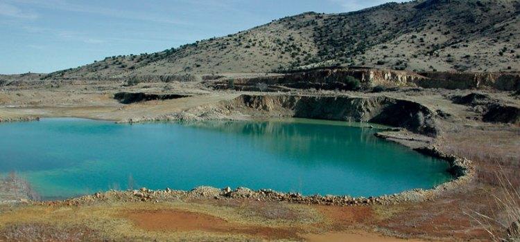 2001 photo of Copper Flat