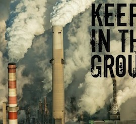 Keep Fossil Fuels in the Ground