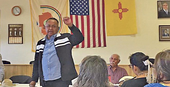 BLM planning smaller Chaco lease auction