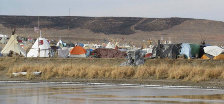 Scenes from Standing Rock: Blog posts from protectors