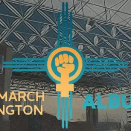 Photos from the Women's March on Washington – Albuquerque