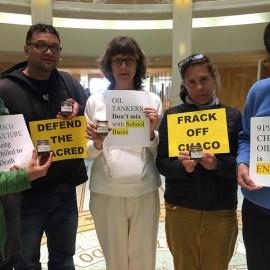 Activism, deadlock define legislative session