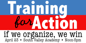 Training for Action