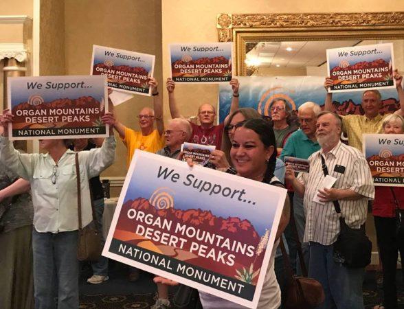 Support Organ Mountains - Desert Peaks National Monument