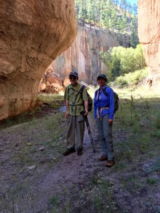 Trip report – Frijoles Loop