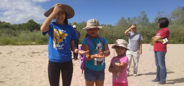 Connecting People to Nearby Nature: Albuquerque