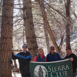 Sierra Club Military Outdoors Program – spring outings