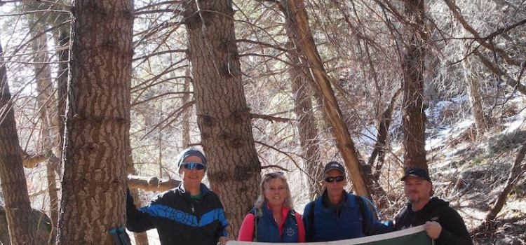 Sierra Club Military Outdoors Program – spring outings