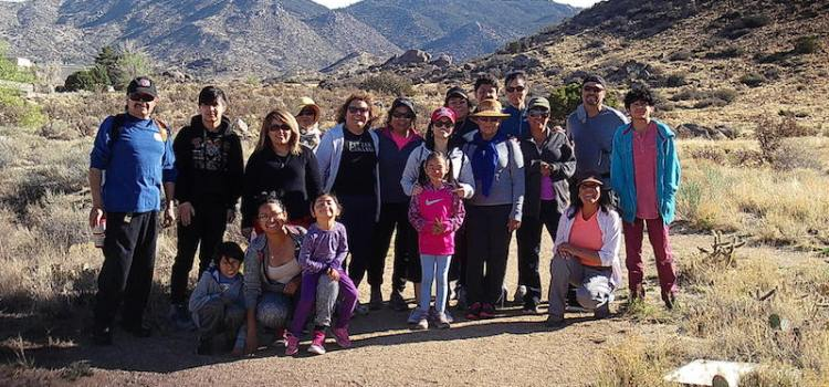 Trip report – Copper Trail April 7