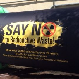 Citizens speak about risks of proposed nuclear dump in New Mexico