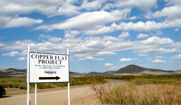Copper Flat Mine hearings in September
