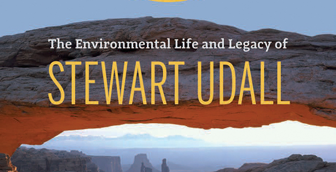 Environmental Historian Scott Einberger to Speak on Stewart Udall's Life and Legacy