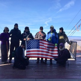 Sierra Club Military Outdoors Program – spring 2019 outings