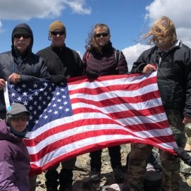 Sierra Club Military Outdoors Program – Spring 2020 outings