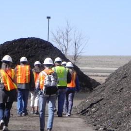 Zero Waste Tour to Rio Grande Compost Facility
