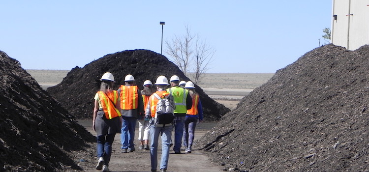 Zero Waste Tour to Rio Grande Compost Facility