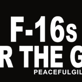 Speak Out – Oppose F-16 Training Airspace over the Gila!