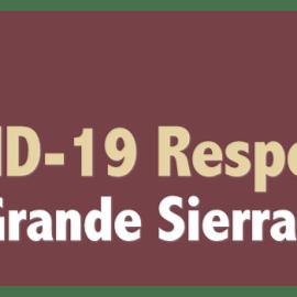 We respond: COVID-19 crisis