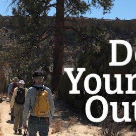 Hike of the Week: Sierra Ladrones and Riley Ghost Town