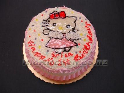 凱蒂貓 - 造型蛋糕 - 產品目錄 - 里奧烘焙