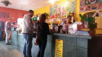 Lunchtime at Mi Lindo Apatzingan