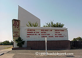 49er drive in theater