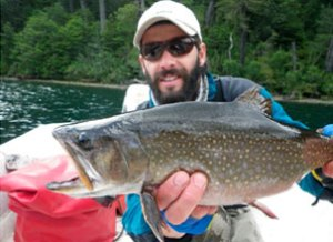 Grand slam Brook trout