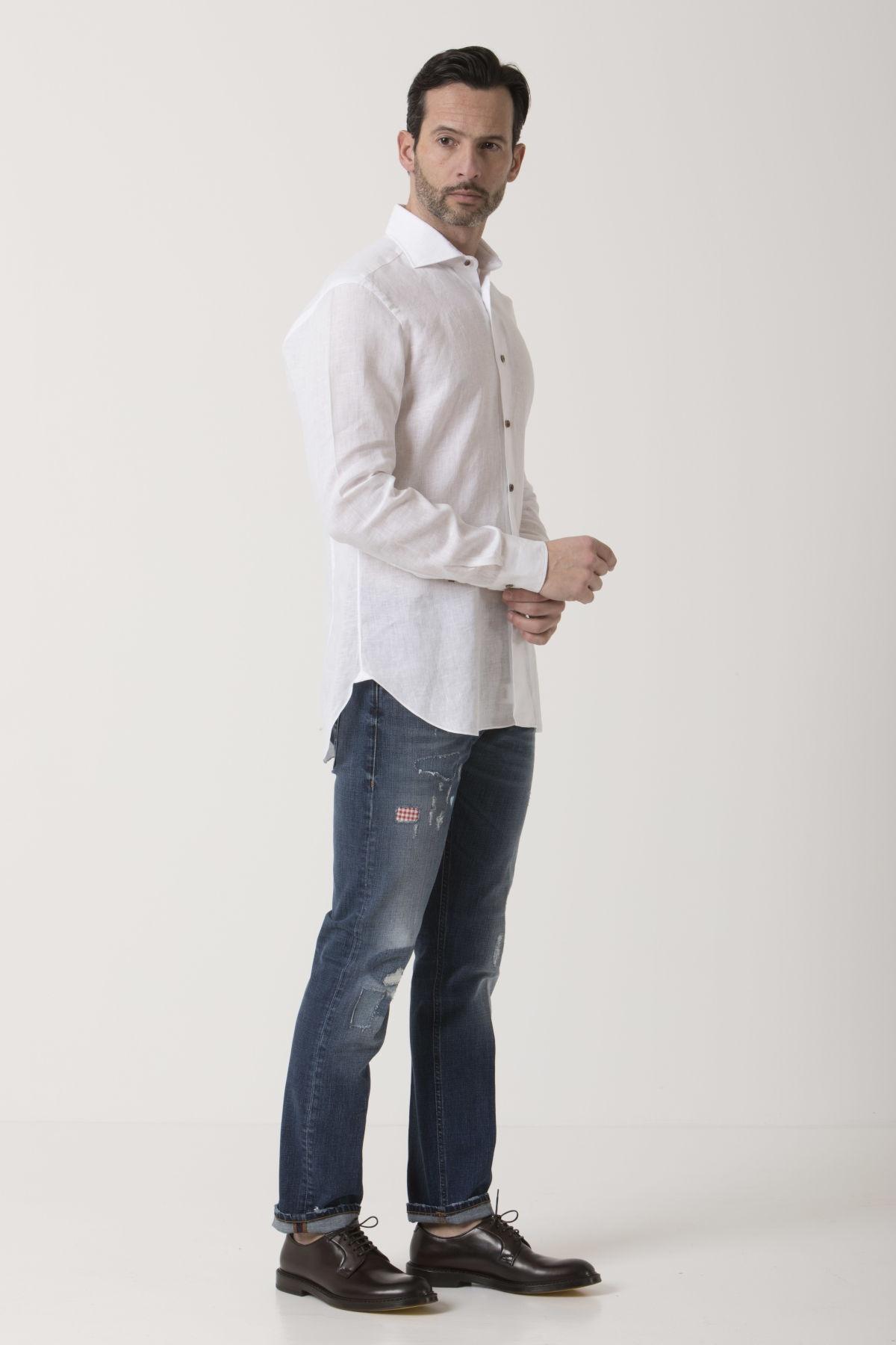 Camicia per uomo BARBA PE 19