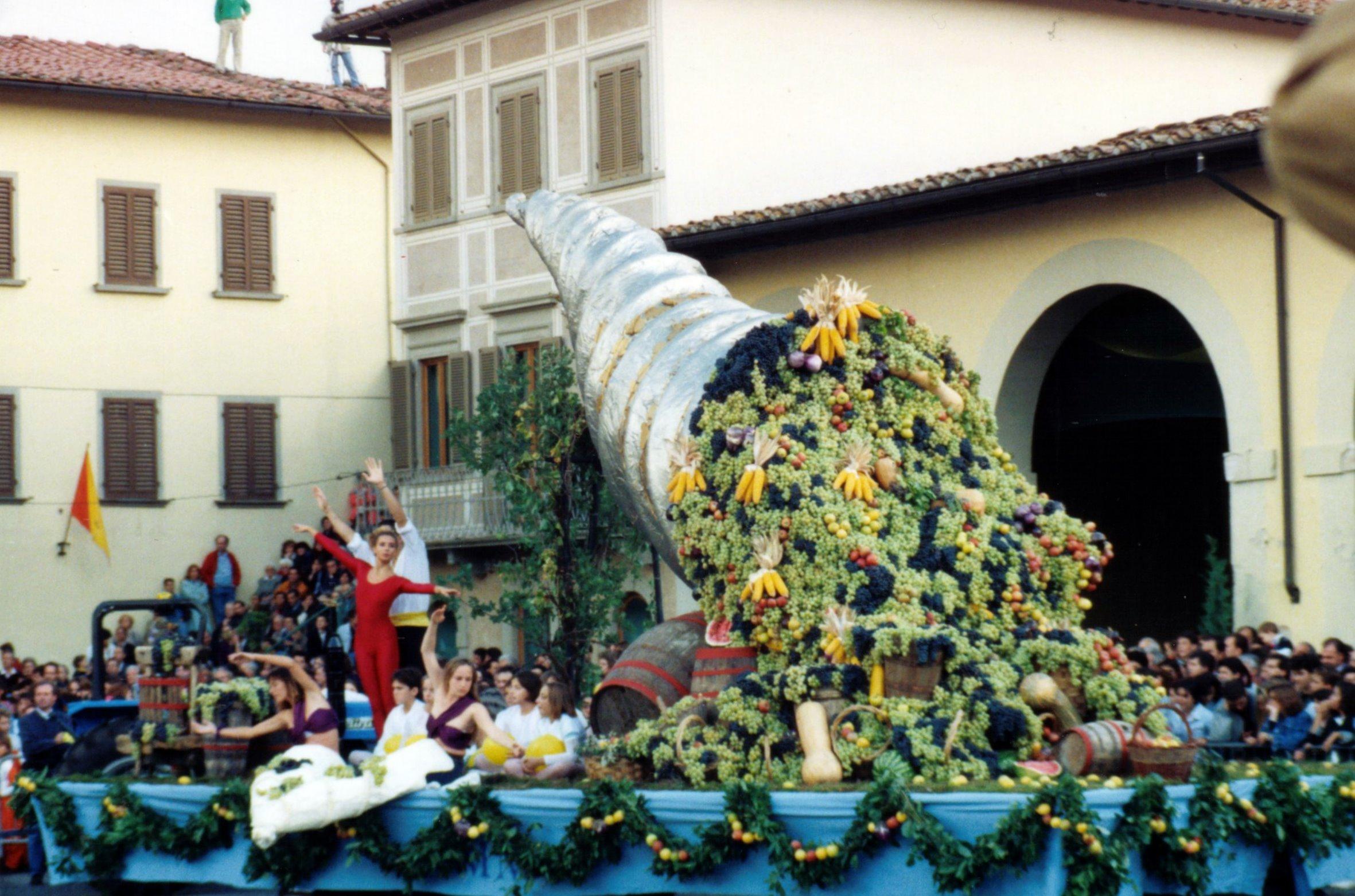 1993 - la cornucopia
