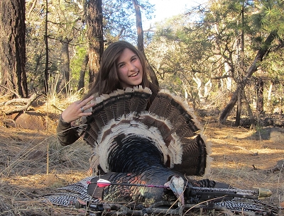 Goulds Turkey Hunts  Mexico Hunting Guide  Turkey Hunts