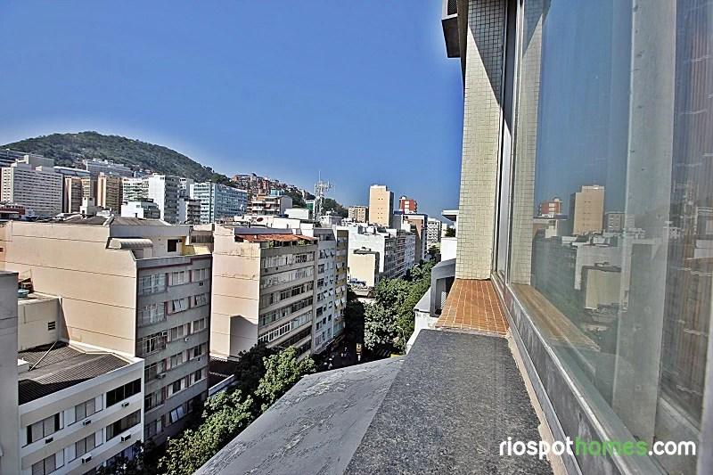 Apartamento com vaga de garagem por Temporada em Ipanema