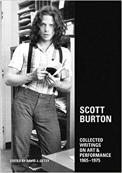 On The Art Of Scott Burton
