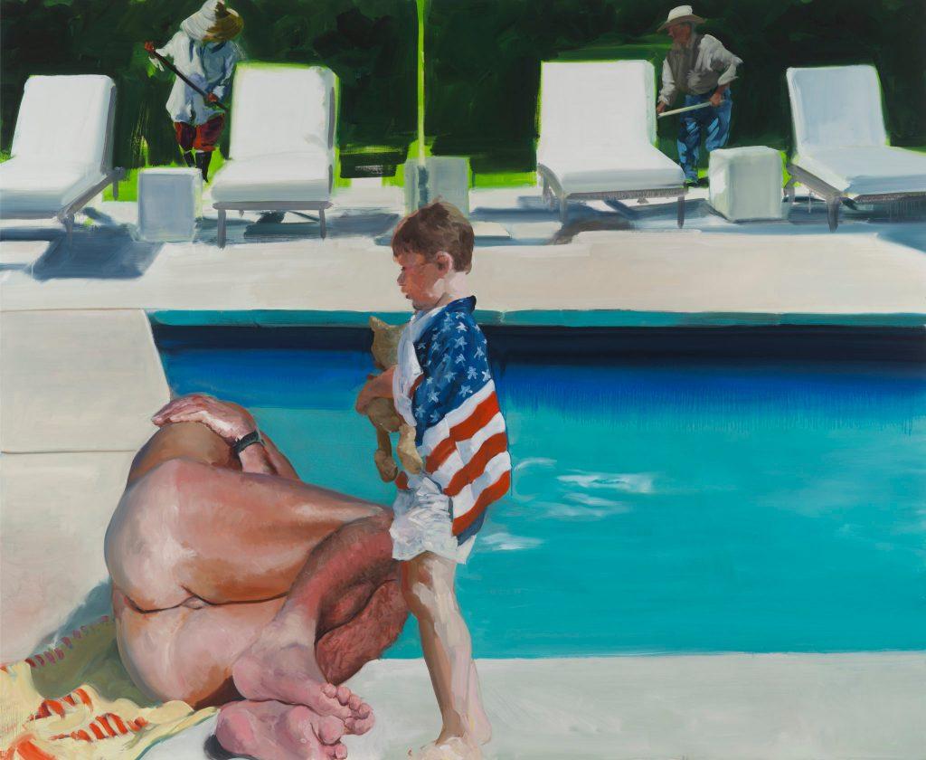 Eric Fischl's <i>Late America</i>
