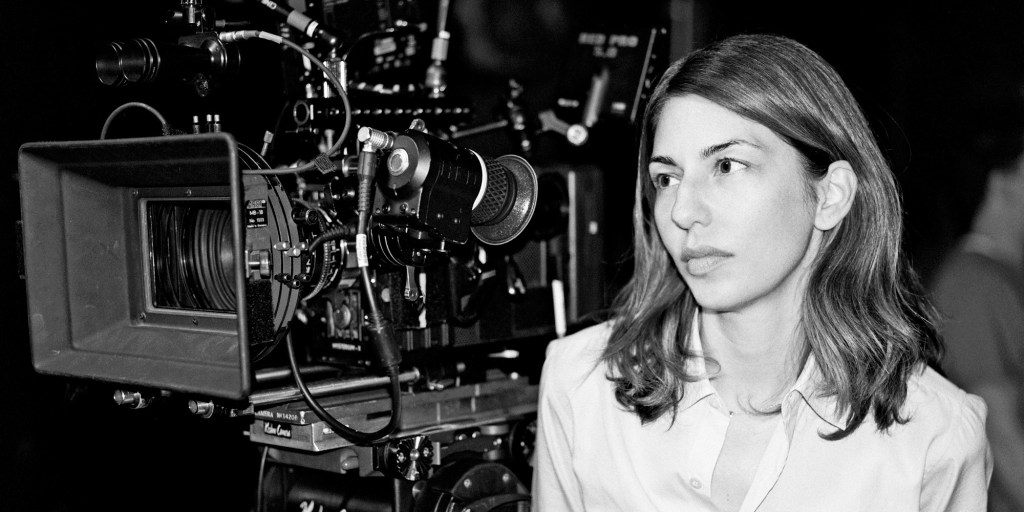 Sofia Coppola's (Exclusively) White Amerika