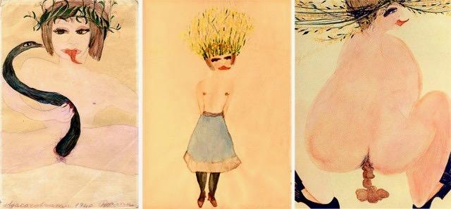 The Meta-Outsider Work of Carol Rama