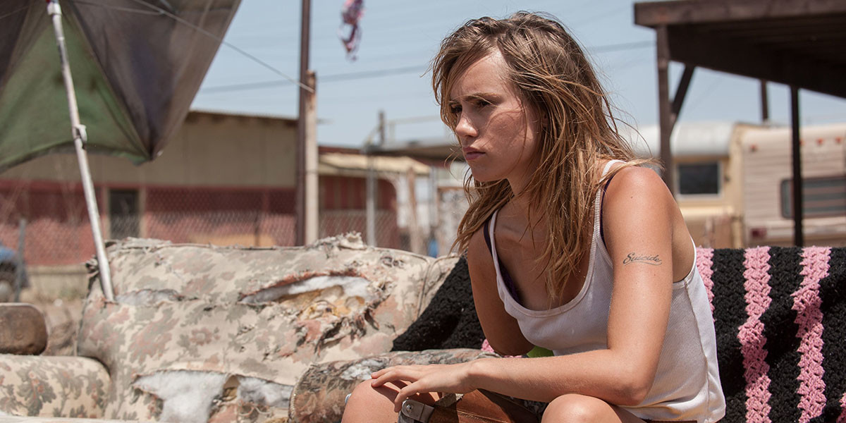 Ana Lily Amirpour's The Bad Batch, reviewed at Riot Material magazine