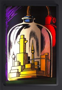 Mike Kelly's Kandor