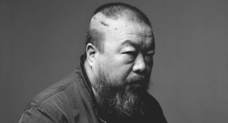 Ai Weiwei Speaks About His New Film <i>Human Flow</i>