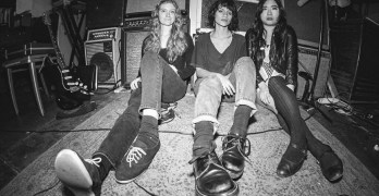 "L.A. Witch Push The Pedal Through The Floor With ""Drive Your Car"""