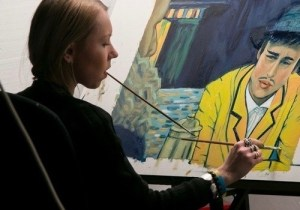Behind The Scenes Of <i>Loving Vincent</i>