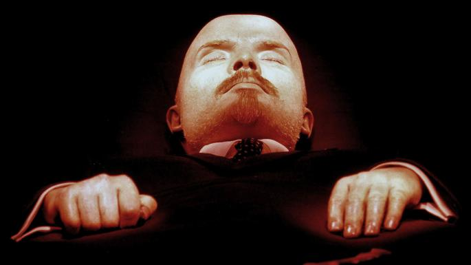The Incendiary Corpse: Lenin & The Shadow Of The October Revolution