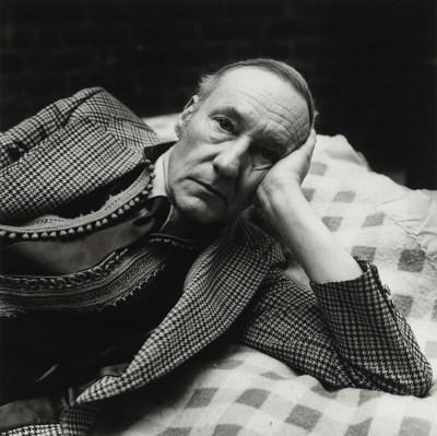Peter Hujar: William S. Burroughs (1), 1975