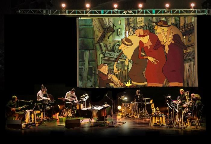 The Triplets of Belleville Cine-Concert