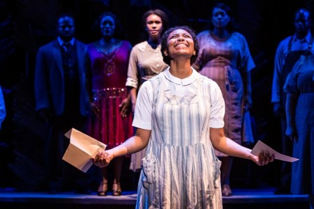 Adrianna Hicks in The Color Purple