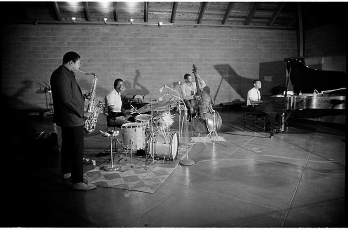 John Coltrane, Elvin Jones, Jimmy Garrison and McCoy Tyner