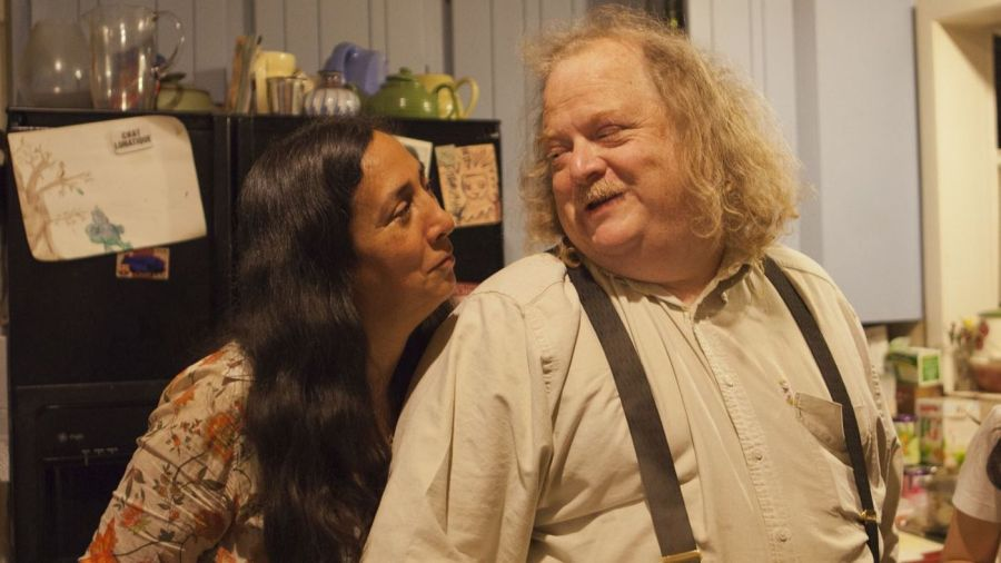 Jonathan Gold and Laura Ochoa