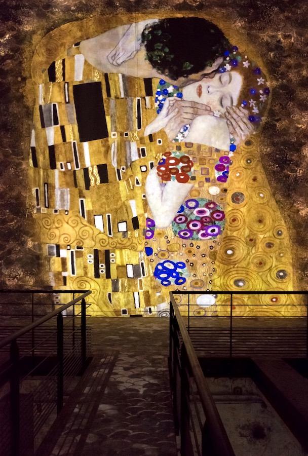 Immersive Exhibition: Gustav Klimt, Paris