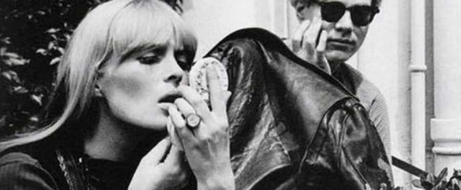 Andy Warhol and Nico
